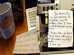Britain's funniest office notes revealed!