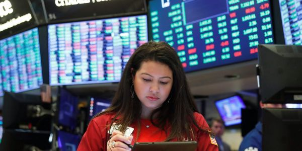 US stocks climb as disappointing jobs report lifts stimulus hopes