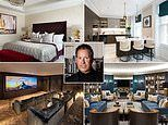 Former foreign secretary's home is transformed into a duplex of luxury apartments in St James's Park