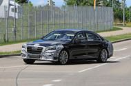 2021 Mercedes S-Class drops disguise ahead of launch