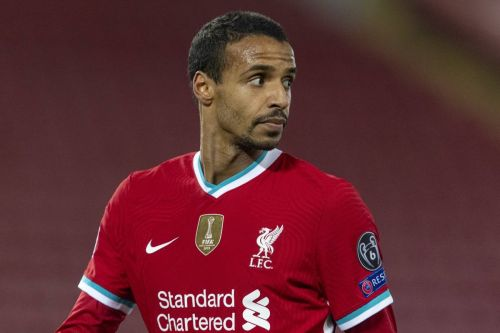Liverpool given significant boost with Joel Matip return to training