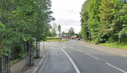 Girl hit by car as she's chased by boys with lit fireworks