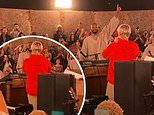 Justin Bieber performs emotional gospel ballad at Kanye West's Sunday Service
