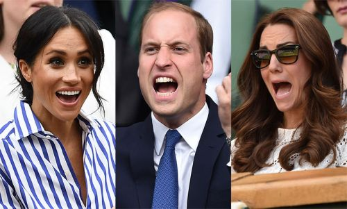 17 photos of the royals having an ace day out at Wimbledon