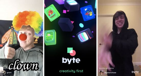 The first trend on Byte, the 6-second successor to Vine, is dragging TikTok