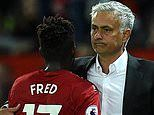 Jose Mourinho 'never wanted Fred' at Manchester United