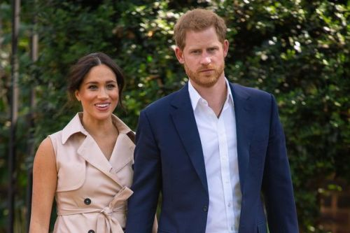 Meghan Markle and Prince Harry are 'thriving' since leaving royal family