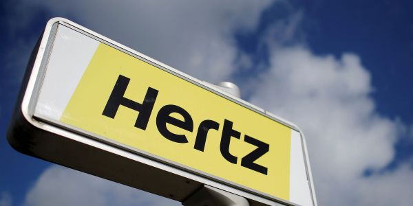 Hertz sold $29 million in shares before the SEC stopped it from selling even more, despite filing for bankruptcy in May