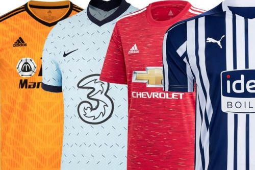 Premier League kits 2020/21 - rumours and confirmed team kits