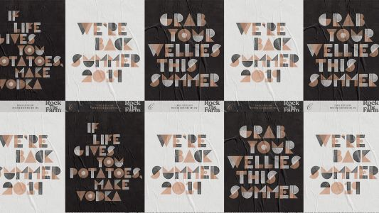 Poster designs: 46 inspirational examples