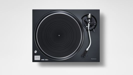 Technics has a new entry-level turntable, the SL-100C
