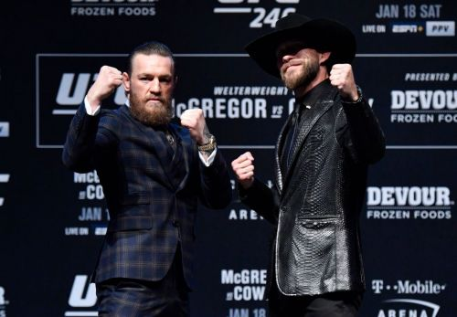 Nathaniel Wood's UFC 246 predictions: Conor McGregor too skilful for Donald Cerrone