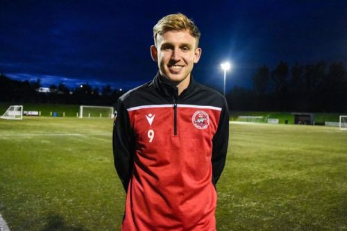 Broxburn Athletic hat-trick hero Zander Miller happy to take a back seat if it means Scottish Cup story continues