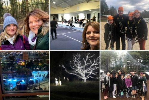 Center Parcs video and crazy good beauty deals!