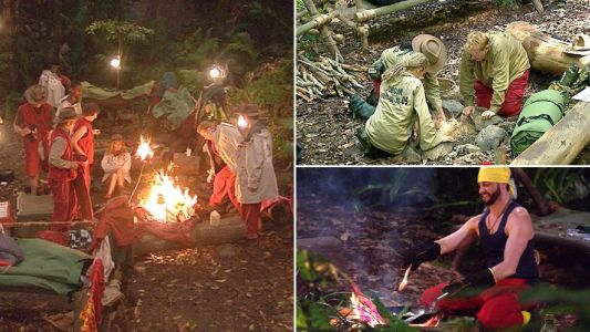 I'm a Celebrity campfire could be banned for first time in show's 17-year history