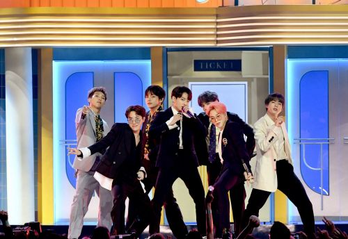 BTS continues Map Of The Soul: 7 comeback with The Late Late Show appearance