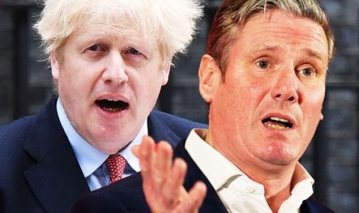 Keir Starmer CRISIS: Boris surges ahead of Labour even after Corbyn departure - POLL