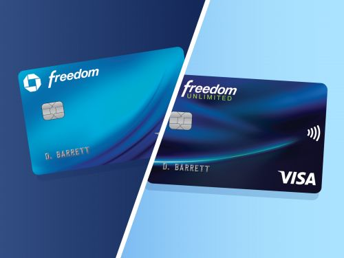 Chase cash-back card face-off: Is the Freedom or the Freedom Unlimited a better pick?