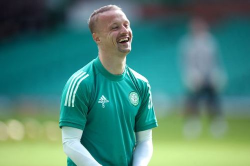 Leigh Griffiths assigned Celtic sharpen up mission