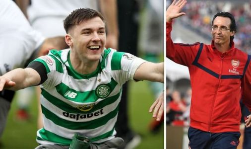 Arsenal to launch final Kieran Tierney bid as they lose patience with Celtic - EXCLUSIVE