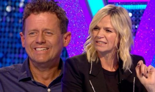 Strictly Come Dancing 2019:Mike Bushell appearance leaves fans very distracted