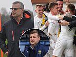 Gary Bloom is Oxford United's 'talking cure' and English football's only psychotherapist