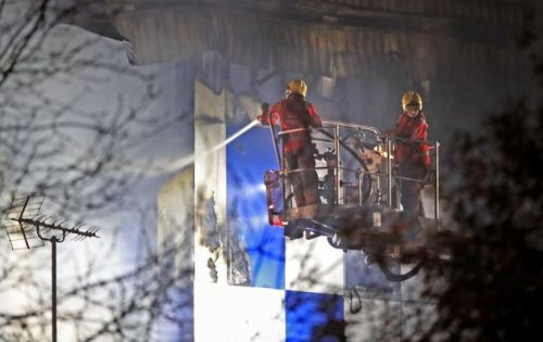 Bolton Fire: Cladding A 'Concern' Greater Manchester's Mayor Andy Burnham Confirms