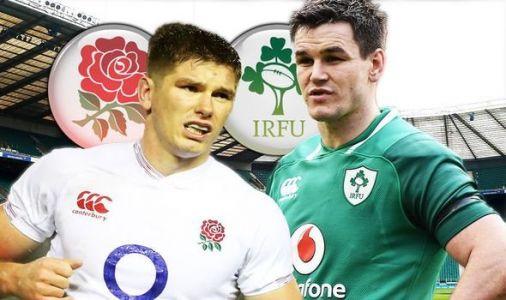 England vs Ireland LIVE: Six Nations 2020 score updates on return to Twickenham