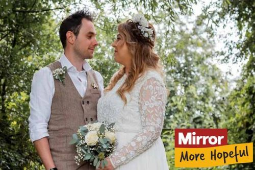 Care home surprises carer with surprise wedding after big day cancelled by Covid
