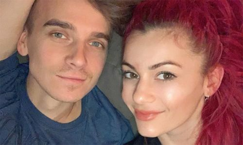 Strictly star Dianne Buswell shares very risque photo taken by Joe Sugg