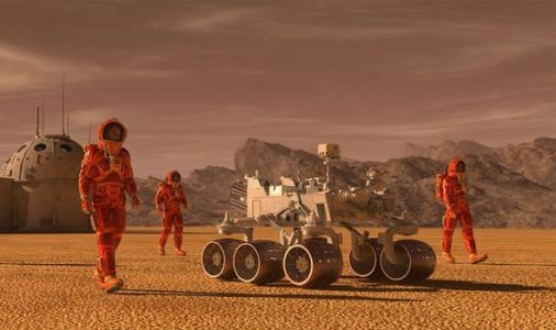Mars breakthrough: 100,000 people will live on Mars before end of century boasts scientist