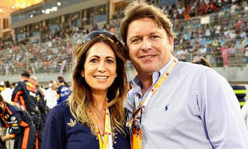James Martin shares regret about not getting married and having kids