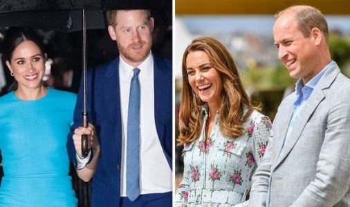 How 'Meghan fitted in straight away' with Kate and William amid claim rift began years ago