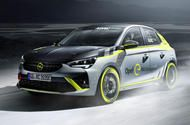 Opel Corsa-e becomes first electric customer rally car