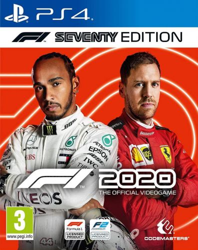 F1 2020 forces The Last Of Us Part 2 into third place in UK top 10 - Games charts 11 July