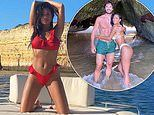 Nicole Scherzinger, 42, 'is trying for a baby with beau Thom Evans, 35'