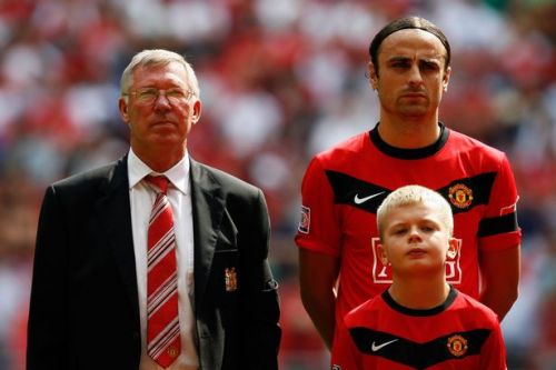 Dimitar Berbatov explains how he reacted to Sir Alex Ferguson's Man Utd apology