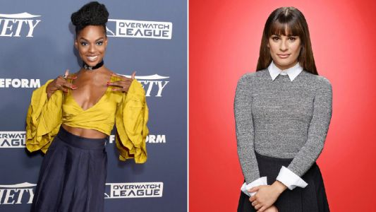 Lea Michele accused of making Glee co-star Samantha Ware's life a 'living hell': 'You told everybody you would s*** in my wig'