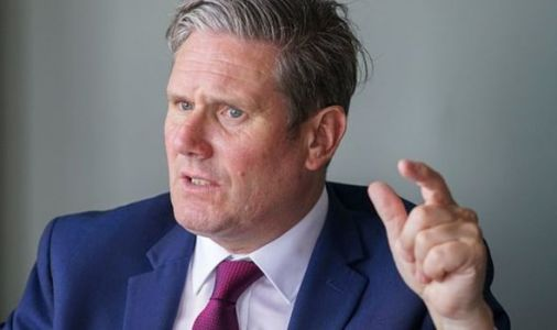 Labour row: Unions chief blasts Starmer over 'clear miscalculation' - 'We want answers'