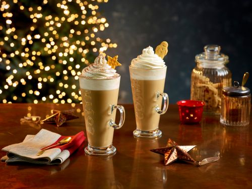 Costa's Christmas menu and festive cups are here