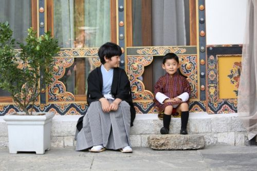 Crown Prince Family of Japan conclude trip to Bhutan