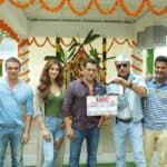 'Radhe: Your Most Wanted Bhai' shoot to commence in Kajrat