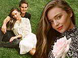 Evan Spiegel raves about how wife Miranda Kerr and ex Orlando Bloom co-parent