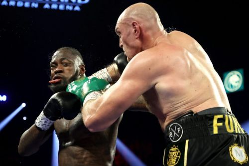 Deontay Wilder confirms he DOES want Tyson Fury rematch and may axe trainer who threw in towel in Las Vegas mauling