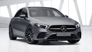 New Mercedes A-Class Exclusive Edition revealed