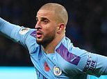 Kyle Walker put lockdown indiscretions aside to be key in City's quest for Champions League glory