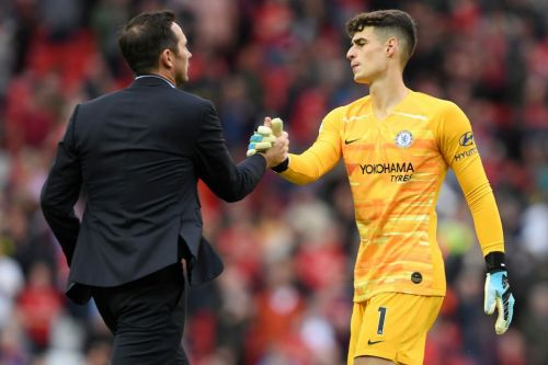 Frank Lampard lifts lid on relationship with Kepa amid Chelsea transfer speculation