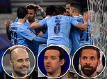 Manchester City 'can only stop themselves' from winning the Champions League insist BT Sport pundits