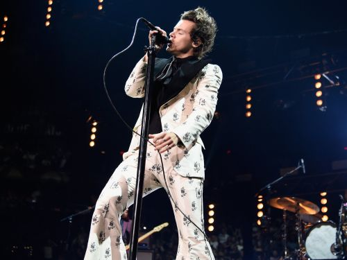 The 30 wildest outfits Harry Styles has worn over his decade-long career