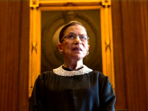 Two cinematic tributes to Ruth Bader Ginsburg are set for re-release